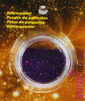 Glitter in Dose - Purple-Violet