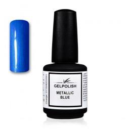 Gelpolish Metallic Blue