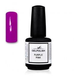 Gelpolish Purple Pink